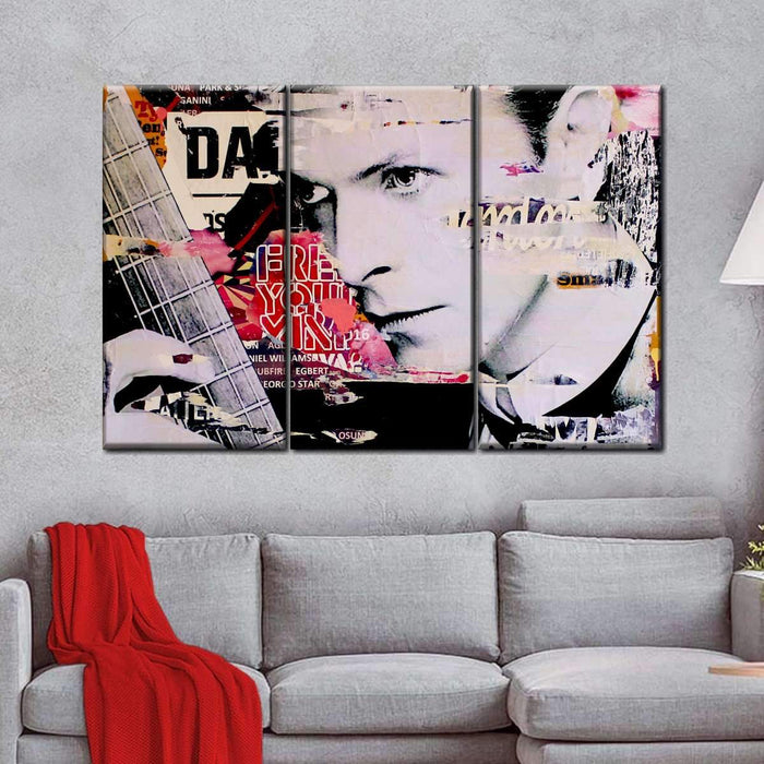 There Is Nothing I Can Do II Multi Panel Canvas Wall Art by Michiel Folkers
