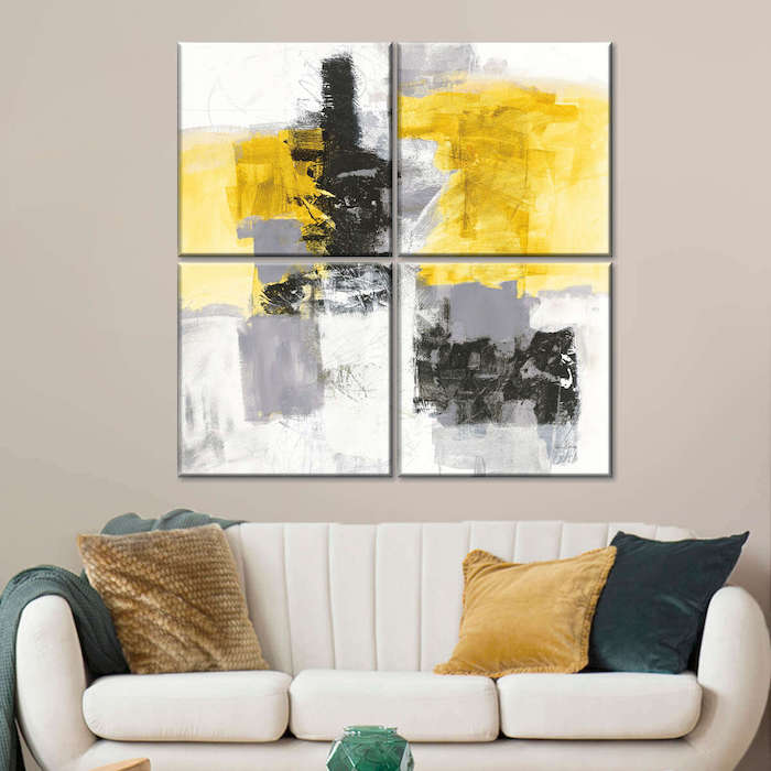 big painting for living room