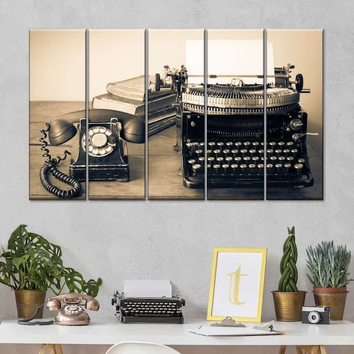 modern pictures for office