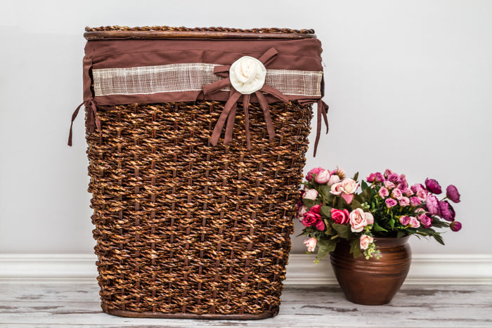 diy home decor laundry basket