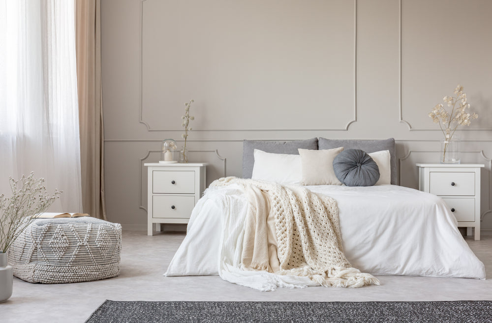 How to Decorate with the Color Cream