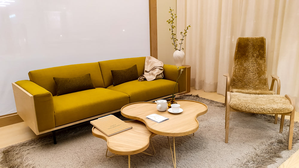 5 stylish ideas t decorate with mustard yellow