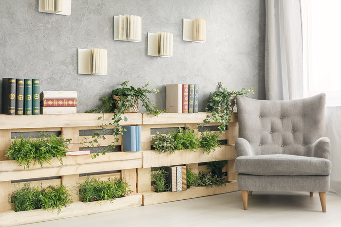 diy home decor bookshelf