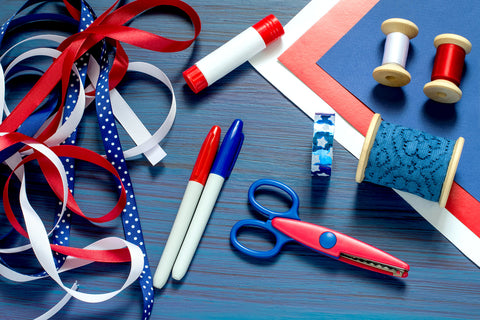 4th of july diy decoration