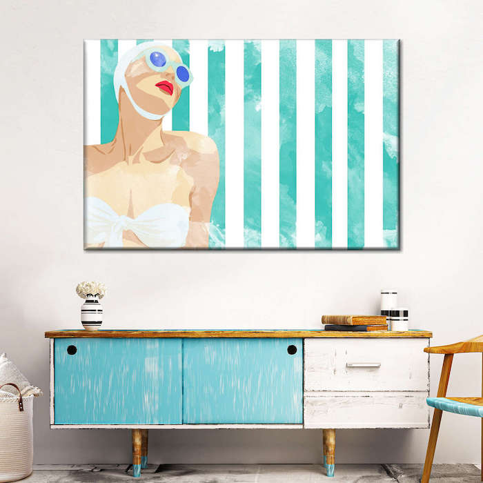 wall canvas painting