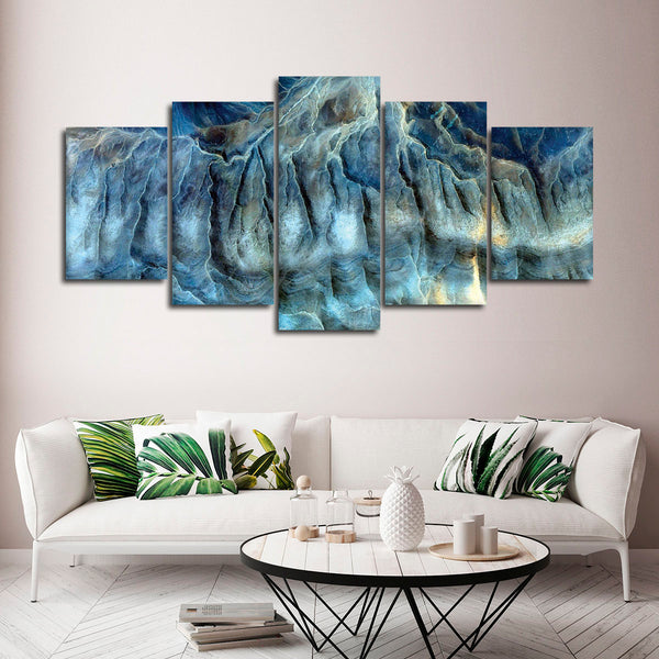 Artistic Landscape Multi Panel Canvas Wall Art