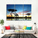 African Silhouette Multi Panel Canvas Wall Art