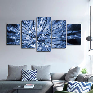 Incredible Dew Multi Panel Canvas Wall Art - Abstract
