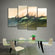 Aussie Wave Multi Panel Canvas Wall Art