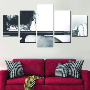 Break The Stereotype Multi Panel Canvas Wall Art - Lifting