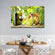 A Day For Wine Multi Panel Canvas Wall Art