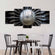 Aircraft Engine Multi Panel Canvas Wall Art