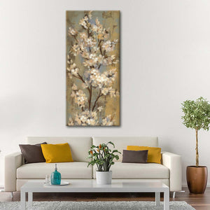 Almond Branch II Multi Panel Canvas Wall Art - Flower