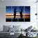 American Dream Multi Panel Canvas Wall Art