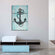 Anchor Yourself Multi Panel Canvas Wall Art