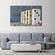 Antique Domino Multi Panel Canvas Wall Art