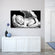 Baby Angel Multi Panel Canvas Wall Art
