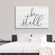Be Still Multi Panel Canvas Wall Art