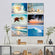 Beach Combo Canvas Set Wall Art