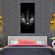 Black Cat Multi Panel Canvas Wall Art