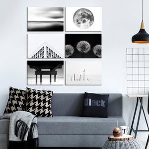 Beauty Of Minimalism Canvas Set Wall Art - Minimalism