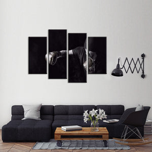 Boxing Inspiration Multi Panel Canvas Wall Art - Boxing