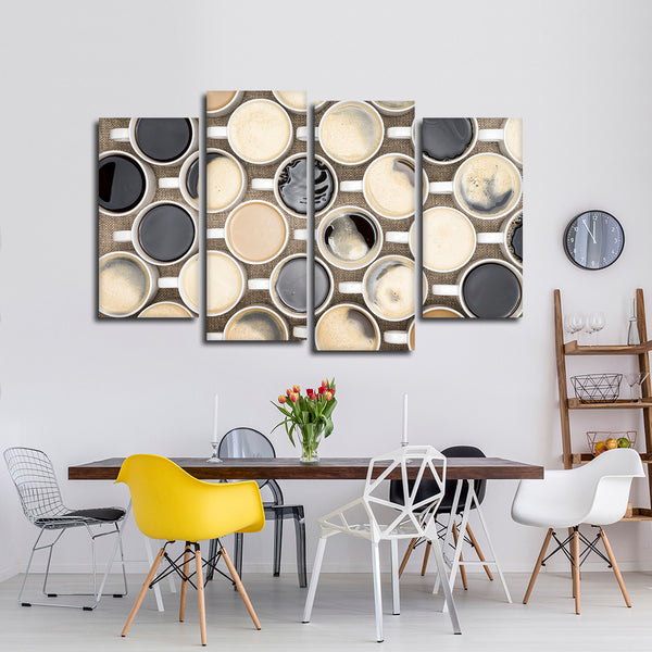 Brewtiful Multi Panel Canvas Wall Art