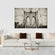 Brooklyn Bridge Multi Panel Canvas Wall Art