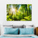 Camping Splendor Multi Panel Canvas Wall Art