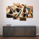 Carpenter Multi Panel Canvas Wall Art