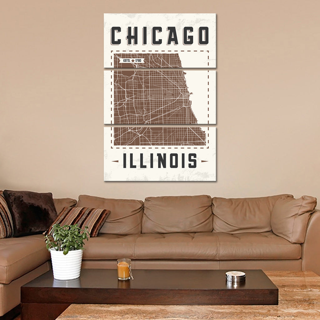 Chicago Map Multi Panel Canvas Wall Art on chicago illinois map, chicago road map with numbers, chicago map vintage, chicago wall murals, chicago sculpture wall colors, chicago map wallpaper, chicago street block numbers, chicago neighborhood map, chicago state map, chicago map fabric, chicago map glass, chicago map design, chicago map canvas, chicago skyline 2014, chicago wall decor, chicago black, chicago street map, chicago metro map, chicago map artwork, chicago map coasters,