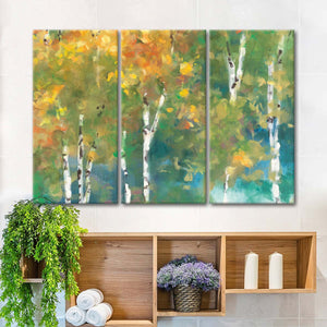 Confetti I Multi Panel Canvas Wall Art - Nature