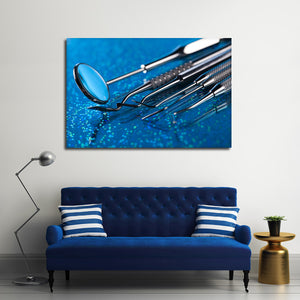 1 piece & dentist Canvas Wall Art Prints | Wall Decor by