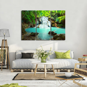 Driver Of Nature Multi Panel Canvas Wall Art - Nature