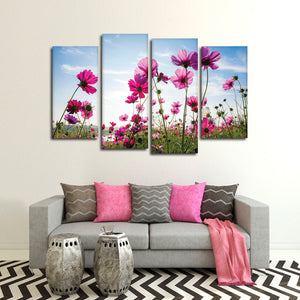 Fall In Love Multi Panel Canvas Wall Art - Relationship