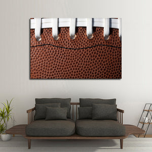 Football Grip Multi Panel Canvas Wall Art - Football