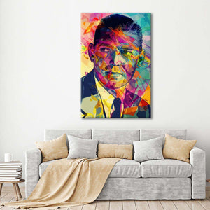 Gable Multi Panel Canvas Wall Art - Public_figures