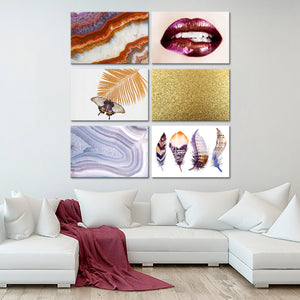 Chic Combo Canvas Set Wall Art - Indie