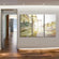 Glass Room Multi Panel Canvas Wall Art