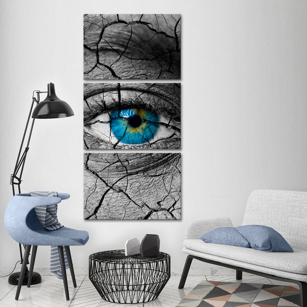 Global Warming Multi Panel Canvas Wall Art