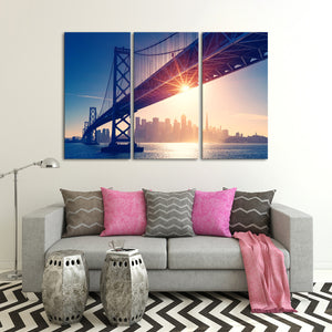 Landmarks Canvas Wall Art Prints Wall Decor By Elephantstock