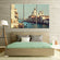 Grand Canal Multi Panel Canvas Wall Art