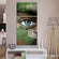 Camouflage Eye Multi Panel Canvas Wall Art