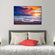 Heaven At Sunset Multi Panel Canvas Wall Art