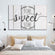 Home Sweet Home Multi Panel Canvas Wall Art