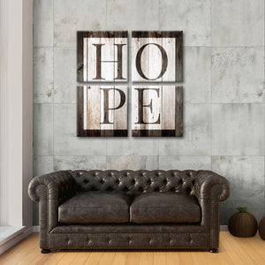 Hope Canvas Wall Art - Inspiration