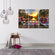 Amsterdam Multi Panel Canvas Wall Art