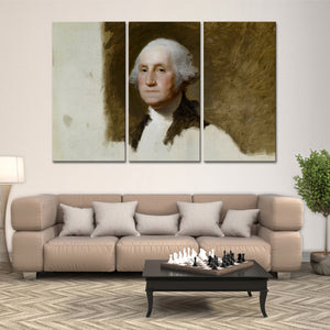 George Washington Multi Panel Canvas Wall Art - America