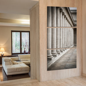 Legion Of Honor Multi Panel Canvas Wall Art - Landmarks