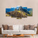 Machu Picchu Mystery Multi Panel Canvas Wall Art
